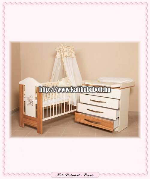 Kinder Möbel ROYAL II. babaszoba - Bababútor   Komplett termék család -  Kati Bababolt Vecsés a24062fff3