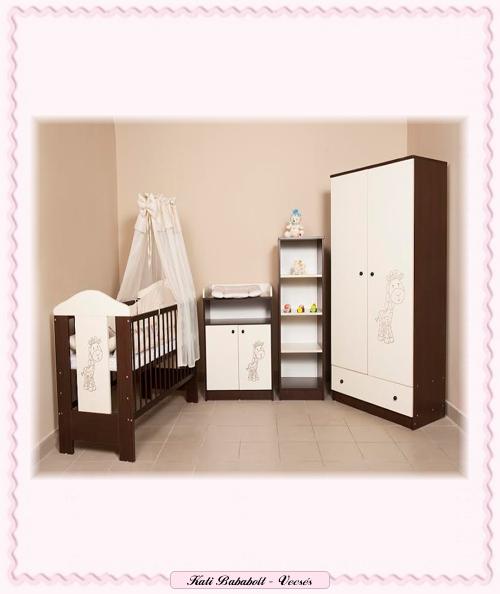 Kinder Möbel SAVANNA IV. babaszoba - Bababútor   Komplett termék család -  Kati Bababolt Vecsés 8267a1db96